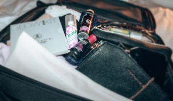 Travel Light: 6 tips on how to pack less for a trip